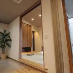 建具で仕切ることができる使い勝手のいい和室。